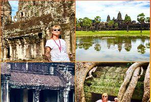 Кралство Камбоджа и почивка на остров Кох Ронг: Авторска програма!