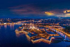 Москва и Санкт Петербург - 04.07.2020г.