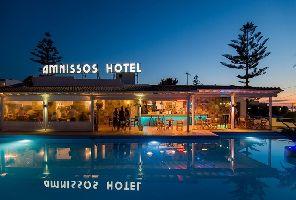 Почивка в Крит - самолет: Amnissos Residence 3* All Inclusive