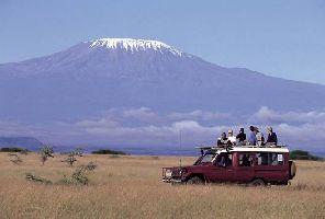 На сафари и плаж в Кения, 17-26.01.2020