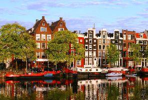 Трети март в Амстердам с екскурзовод на БГ