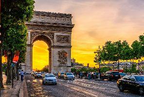 Великден в Париж 17.04.2020г.