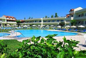 Почивка на остров Родос - Princess Flora Hotel 3* - самолет
