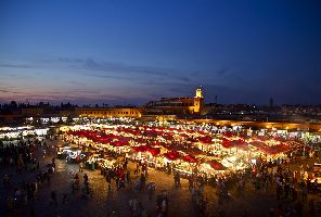 Нова година в Мароко - 6 дни със закуски и вечери!