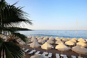 Анталия със самолет - Saphir Resort and SPA 5* - All Inclusive - от Варна