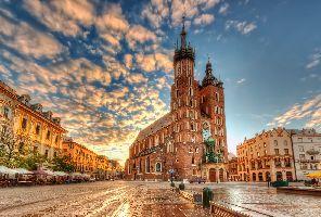 Екскурзия до Кралски КРАКОВ с 1 нощувка в Будапеща и 2 нощувки в Краков