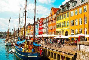 Великден в Копенхаген - директен чартърен полет: 17.04.2020 г.