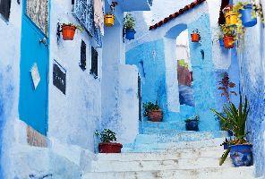 Съкровищата на Португалия, Испания и Мароко - полет от София!