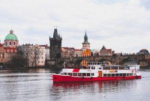 На Коледни Базари в Прага и Дрезден