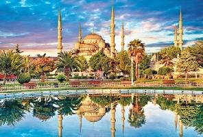 Празник на Лалето в Истанбул - 4 дни - автобус!