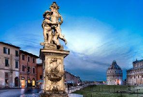 Италия - многоликата красавица: Пиза - Флоренция - Болоня - Падуа - Венеция