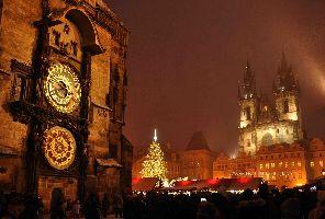 Коледни базари в Прага - самолетна екскурзия. Гарантирана програма!