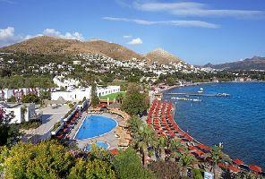 Почивка в Kadikale Resort 5*, Бодрум - автобус - 7 нощувки: ПРОМО цени!