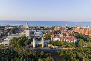 Почивка в Лара, Анталия - Swandor Topkapi Palace 5* - полет от Варна!
