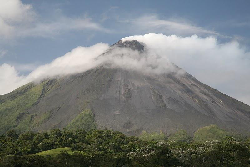 Вълканът Аренал - Коста Рика