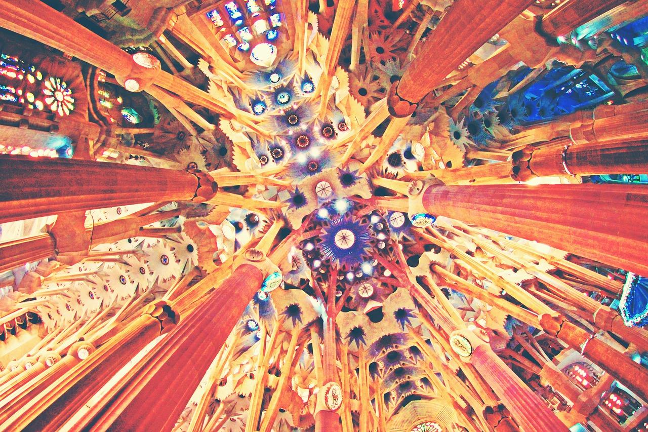Гауди - чудото на Барселона