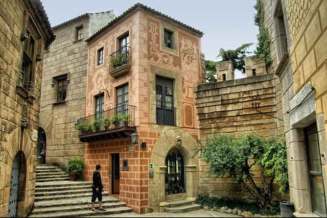 Побле Еспаньол – испанското село в сърцето на Барселона