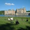Замъкът Лийдс - величествен архитектурен комплекс от Средновековието