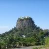 Великолепният манастир Таунг Калат