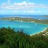 Плажът Мегънс Бей на Карибите - девствено чисти пясъци