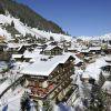 Мюрен - родината на състезанията по ски спускания
