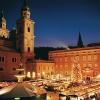 Залцбург – тиха нощ, коледни пазари и романтика