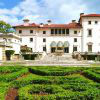 Вила Биская - величествена зимна резиденция в италиански стил