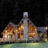 Трипъл Крийк Ранч - дом в умерено Дивият запад
