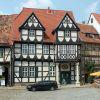 Кведлинбург - най-хубавият град с фахверкови къщи