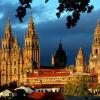 Пътят на свети Яков и катедралата Сантиаго де Компостела - най-старият туристически маршрут в Европа