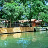 Река Камчия - на разходка с лодка на път към морето