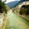 Пенливите води на река Места