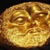 Златната маска от могила Светица