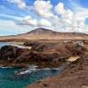 Канарски острови - Лансароте, черни камъни и грил на вулкан