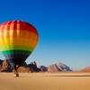 Пустинята Вади Рум – лунната долина на Йордания