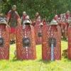 Гладиаторски битки в Свищов - фестивал Орел на Дунава