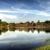 Един възроден храмов град -  Ангкор Ват, Камбоджа