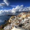 Санторини - идиличният гръцки остров