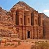 Петра - древният град на Йордания