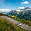 Планинският път Гросглокнер - разходка с кола сред най-големи алпийски красоти