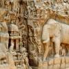 Махабалипурам, Индия – гадатели и странни камъни