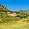 Седжеста - пейзаж от Древна Гърция в Сицилия