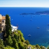 Ез - прекрасни гледки от Френската ривиера