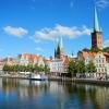 Любек - съвършено непокътнат, душата на Северна Германия