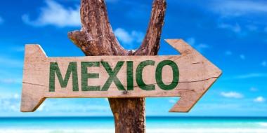 Плая дел Кармен – плаж-бижу на Мексиканското крайбрежие