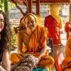Разговор с будистки монах в Тайланд - къде и как