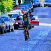 Колко бързо да караш колело, за да дишаш най-малко смог