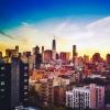 Защо наричат Чикаго Ветровития град?