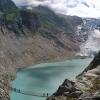 Висящият мост Трифт: Адреналин в Швейцарските Алпи