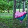 Как замених леглото с хамак в гората за една седмица
